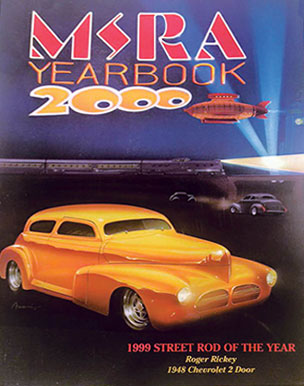 MSRA Street Rod of the Year
