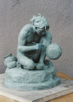 Hopi Potmaker