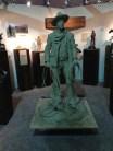 """The Wrangler (65"""" tall) Work in Progress"""