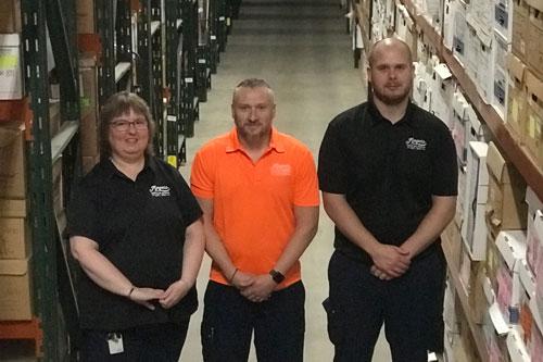 Record Storage & Document Shredding Department