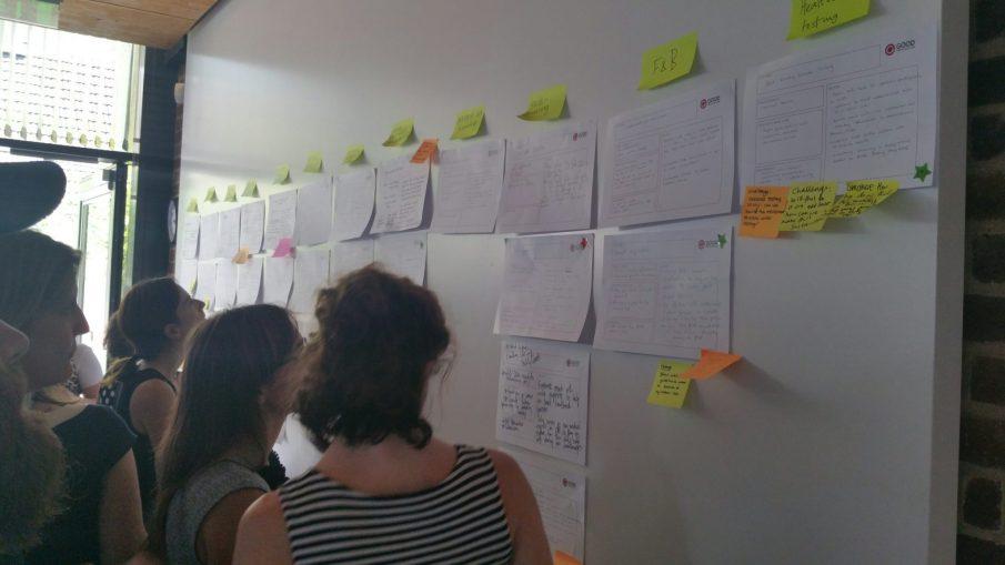Fundraising Innovation Workshop