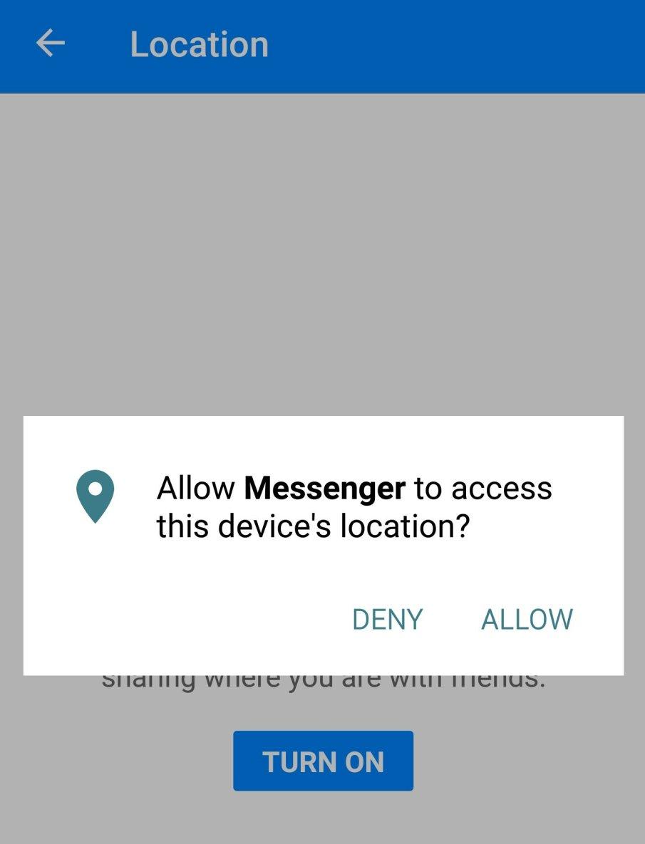 Chatbot location