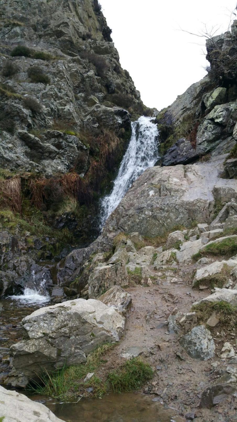 Lightspout Waterfall