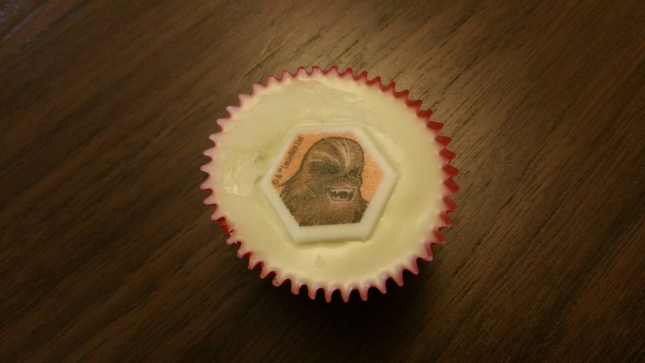 Chewy cake