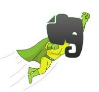 Evernote superhero