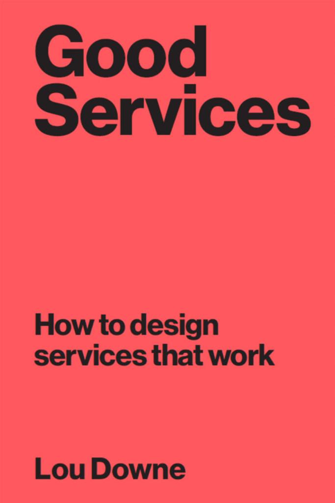 Good Services book