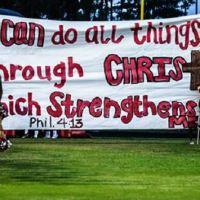 Texas Cheerleaders Score Victory For God's Word