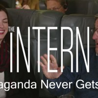 The Intern: Propaganda Never Gets Old