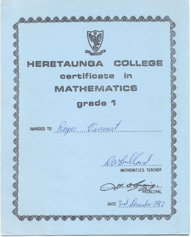 Maths Grade 1