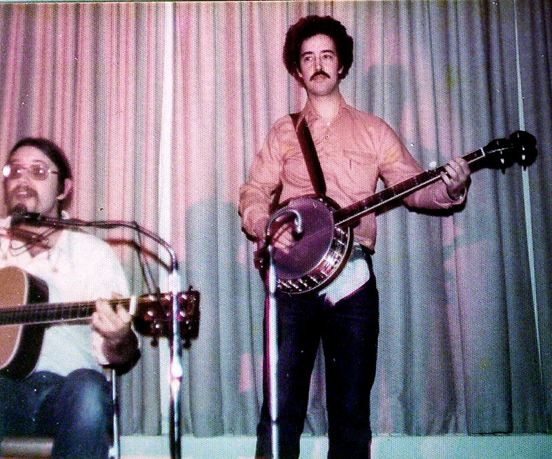 Jim Tepe and Roger Weiss