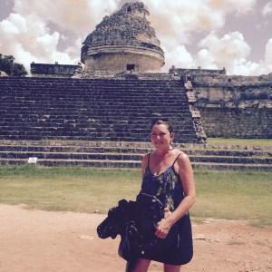 Maya, Roger Williams Santa Fe artist blog