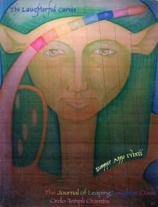 tarot empress in pastel