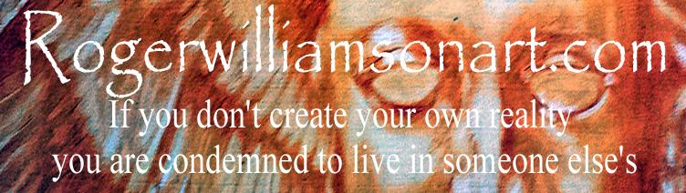 Roger Williamson Artist