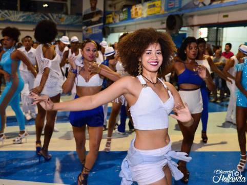 Passistas en action de Danse
