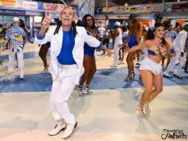 Chorégraphe de Passistas en Samba No Pé