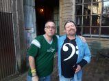 Rog with Carl HOB