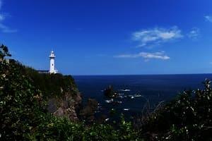 志摩半島にある大王埼灯台