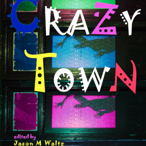 CRAZY TOWN front cover