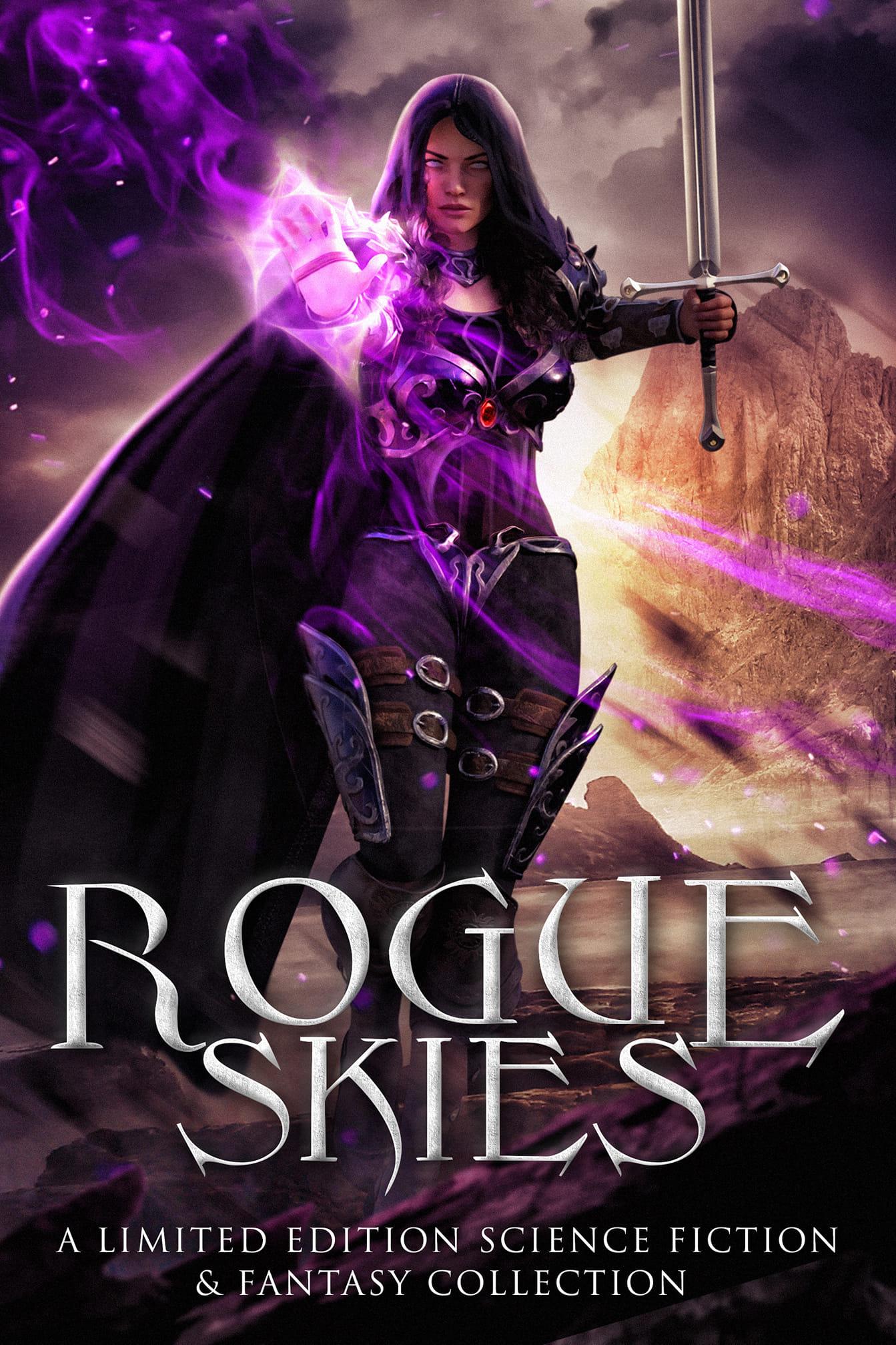 Rogue Skies Book Fair - Rogue Skies