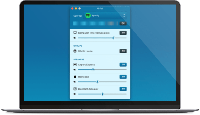 Airfoil macOS