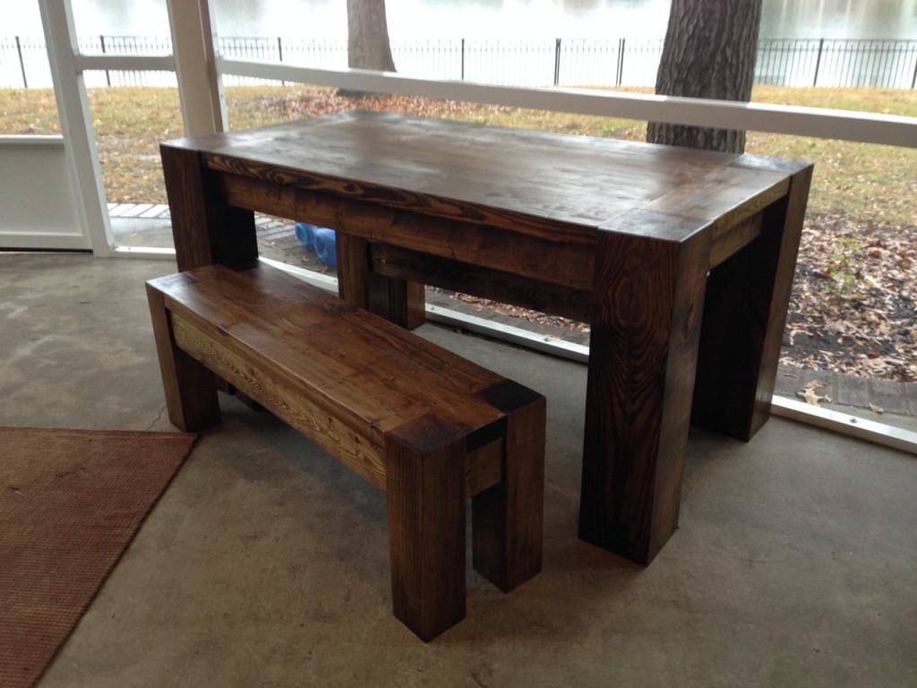 Vintage Parsons Play Table Plans Restoration Hardware