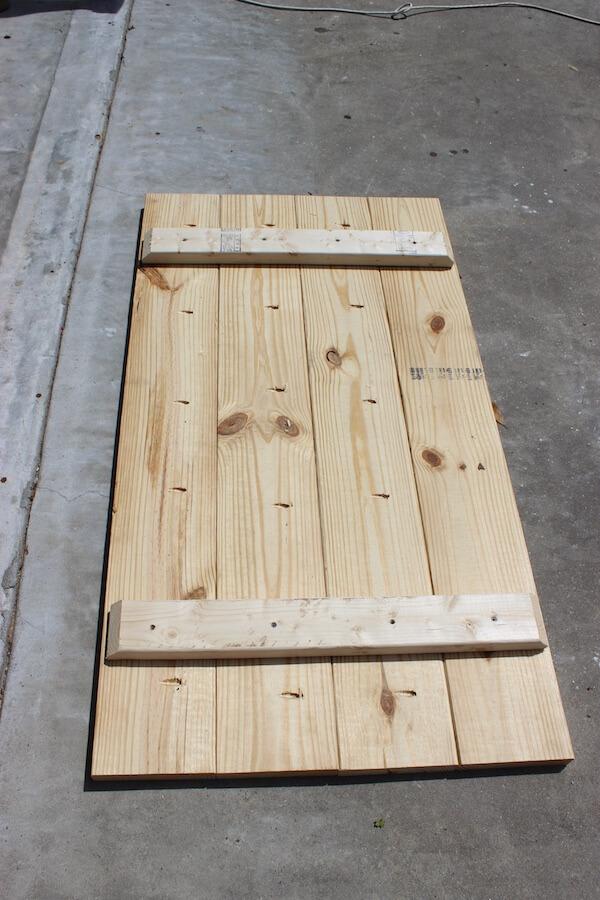 Sawhorse Coffee Table { Free DIY Plans } Rogue Engineer