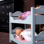 18in Doll Bunk Beds Rogue Engineer