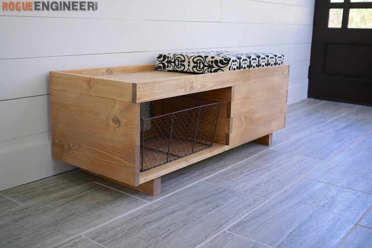 Storage Bench Rogue Engineer