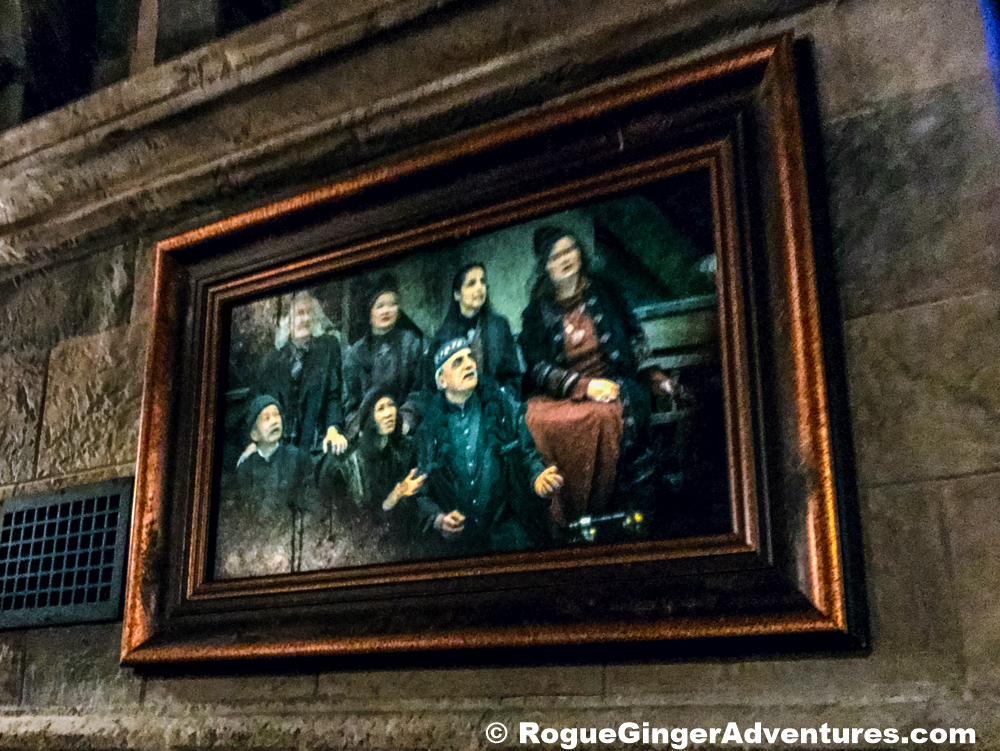 Wizarding World Of Harry Potter Hogsmeade Rogue Ginger Adventures