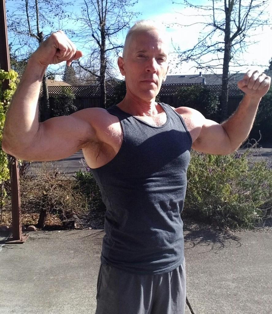 Danny d workout