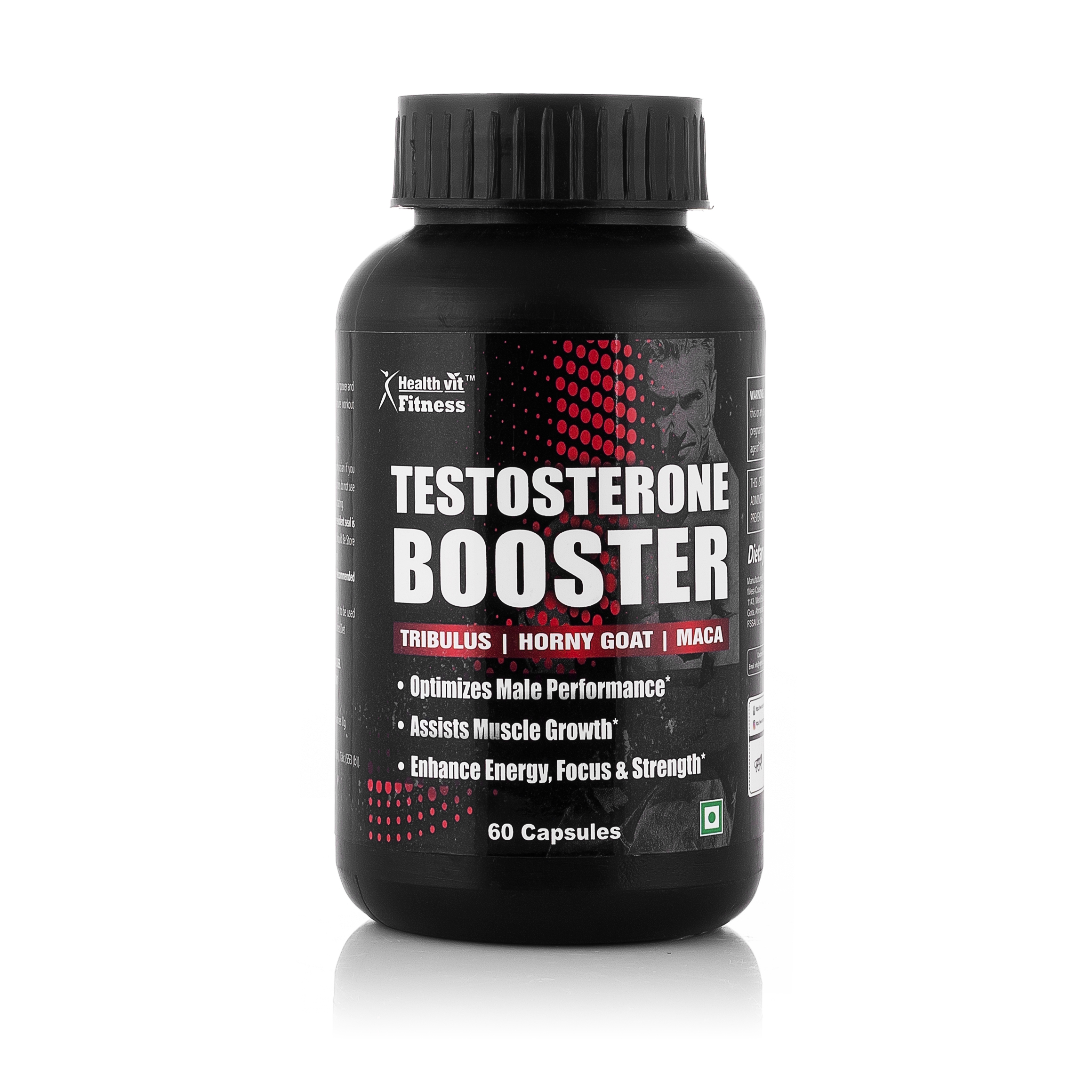 horny goat weed and testosterone