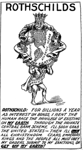 HOUSE OF ROTHSCHILD : GENOCIDAL.