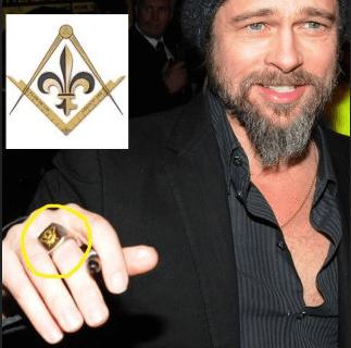 Brad Pitt: Christian turned satanist?