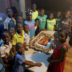 CARHA orphanage Haiti