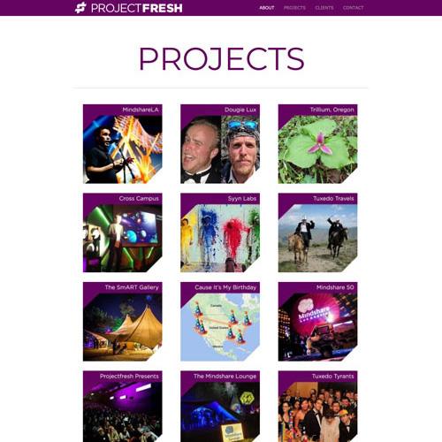 Projectfresh