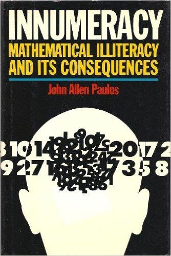 Innumeracy cover