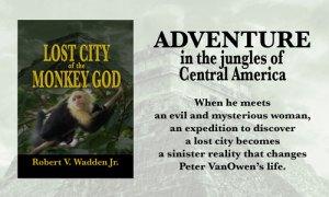 Lost City, Monkey God, Honduras, Adventure
