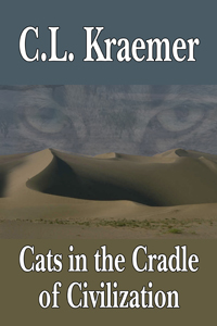 Cats in the Cradle, Egyptian Antiquities, contemporary, cats