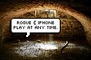 Rogue and iPhone