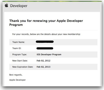 Gmail  Thank you for purchasing an Apple Developer Program  tokihide gmail com 1