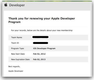 Gmail  Thank you for purchasing an Apple Developer Program  tokihide gmail com 1