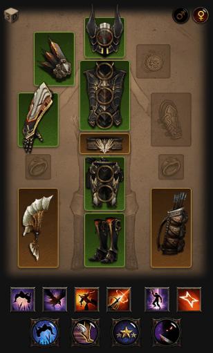 diablo 3 demon hunter habilidades e passivas starter build