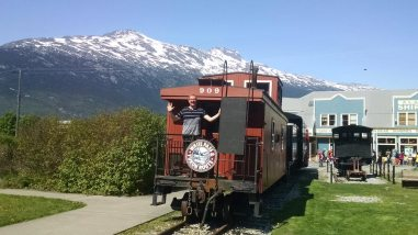 Excursions on the cruise ship can be a lot of fun, and provide you with a unique travel experience. Roguetrippers loved taking the Yukon Pass train excursion through the mountains of Alaska.