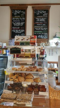 Williamsford Pie Company is a favourite spot for Roguetrippers to stop for baked goods and butter tarts.