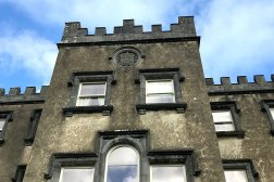 Ballyseede Castle hotel in County Kerry Ireland was one of Roguetrippers favourite hotels during their visit in October 2018