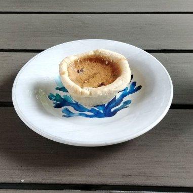 Culbert's bakery butter tart is a delicious little treat for the butter tart quest.