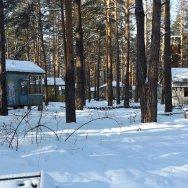 Childrens camp in Chernobyl