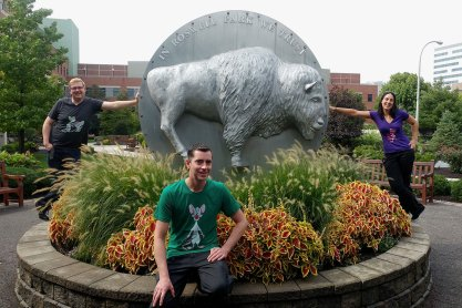 Roguetrippers at The Giant Buffalo Nickel at Roswell Park