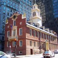 Boston mass. freedom trail
