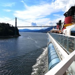 Roguetrippers embarked on an Alaskan Cruise with Disney